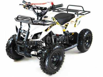 Квадроцикл Motax (Мотакс) ATV Mini Grizlik X-16 [эл] (машинокомплект)